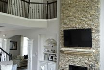 Custom built-ins / Custom cabinetry