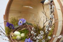 pääsiäinen, kevät