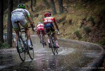Bikes and Bikers!! / Road bike, biker, bicycle, cycling / by Tearose