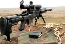 Rifles / One of my hobbies!