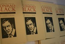George A. Walker: The Life and Times of Conrad Black / A glimpse behind the creation of George A. Walker's The Life and Times of Conrad Black--a wordless biography about the Canadian-born media mogul.