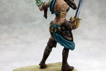 Miniature Painting Inspiration / by James Griggs