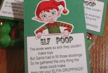 Advent Calender Gifts & Elf on the Shelf Ideas / Advent calendar, elf on the shelf