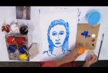 Primary School Art - Painting