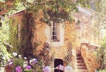 Tuscan cottage