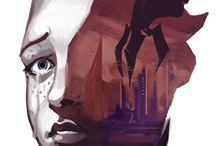 Mass Effect - Asari