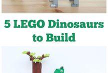 LEGO bouwen