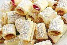 prăjituri și mâncare