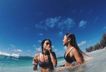 Cute beach photos
