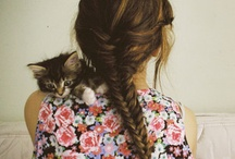 HAIR  / by Catarina Gonçalves Cunha