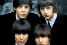 Beatlemania / John, Paul, George, ringo / by Kelly Feeley