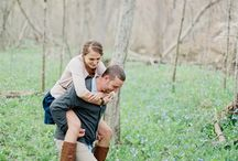 Engagement Photography / What will you be doing for your pre-wedding photos?