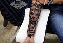 Minhas tatoo