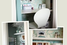 New Craft Room / by Andrea Gold