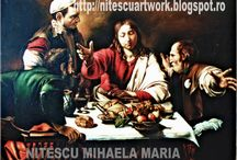 Copies after old masters paintings / Copies after old masters paintings My name is NITESCU MIHAELA MARIA, I am a professional fine art painter from BUCHAREST- ROMANIA and member in the UNION OF ROMANIAN  ARTISTS. I want to discover new opportunities available for contemporary artists, in the art market.   I can make oil paintings on demand, including copies after old masters artworks, watercolors and digital illustrations . I can paint in any stile.    http://nitescuartwork.blogspot.ro