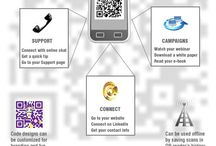 mobile marketing infographics / how to understand mobile marketing in an easy to understand design / by alexandrapatrick