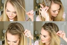 Hairstyling tips