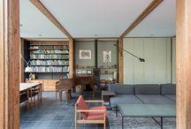 Interiér - obývačka