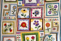 Quilting - Stitches Garden
