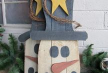 holiday decor / by Wendy Mitzel Wammock