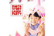 オシャレ&カワイイ&カッコイイ☆6歳誕生日写真☆バースデー写真♡byラフパーティー
