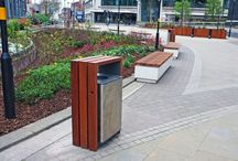 Litter Bins / Our range of public litter bins combines our design ideals and understanding of quality with our ultimate aim of enhancing the street scene with all of our products. Our litter bins are robust and designed for use in playgrounds or parks. They are also hard wearing, easy to empty and some incorporate ashtrays where required.
