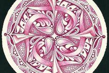 Mandala, lotus jne