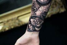 Tattoo sombras