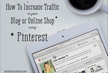 Pinterest Tips and Tricks / Where I post great tips and tricks for using Pinterest