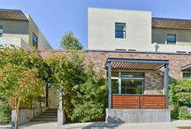 1210 66th St, Oakland 94608 / Listed for $639,000, three level townhouse just blocks from Pixar and featuring an 86 WalkScore. Great entry level flex space that could work perfect as a home office, lounge or media area. The second level offers spacious kitchen, 1/2 bath and open, light filled dining/living area. Great upper level with two master suites. The attached garage is ideal and yes you have in-unit laundry. Quick access to Hwy 80 from Ashby (just blocks away) as well as Berkeley Iron Works and so much more.