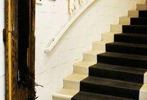 Verf je trap!/paint your stairs! / Geef je trap eens een andere kleur.