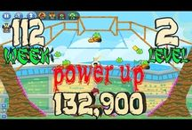 Angry Birds Week 112 all levels power up / #Angry_Birds_Friends_Tournament_Week All Levels 3 star strategy High Scores  www.angrybirdsscore.blogspot.com www.youtube.com/user/shadi530