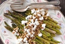 Asparagus - Recipes
