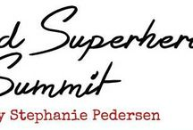 Super food Superheroes / The Superfood Superheroes Summit is an online event, meaning you register online, listen online, access any superfood gifts online and engage with the speakers and other listeners online.