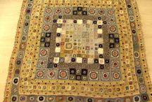crochet oriental rug