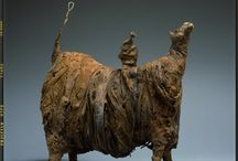 Скульптура / понравившиеся произведения