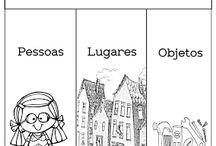 Escola Língua Portuguesa