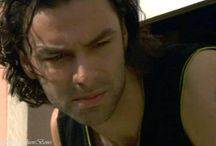 Mitchell / Aidan Turner as John Mitchell from Being Human