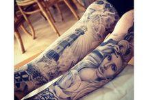 Tattoo / Mooie tattookillers