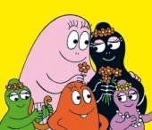 Barbapapa theme party