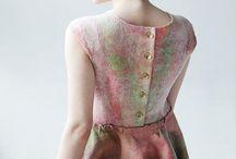 валенное платье
