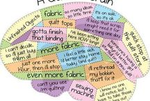 A Quilters Brain