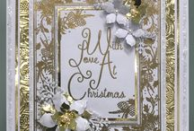 Sentimentally Yours Festive Berries Collection 2017 / Samples made by myself and my Design Team featuring the new Festive Berries Collection of stamps.