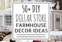 DIY for Home / DIY home decor on a budget, best ideas.