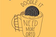 #PlaywithOreo #DoodleIt / Doodle with Oreo, click a picture, and send it to us on Facebook/ Twitter/ Instagram and stand a chance to with the #DoodleIt contest. #PlaywithOreo