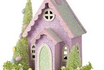 Miniatures and mini houses