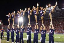 Cheerleading / by Macy Stephenson