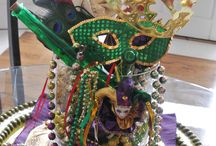 Mardi Gras from the Painted Apron