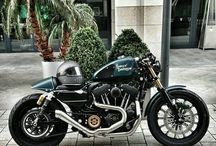 hd caferacer
