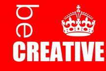 Be Creative / by Jennifer Lunn